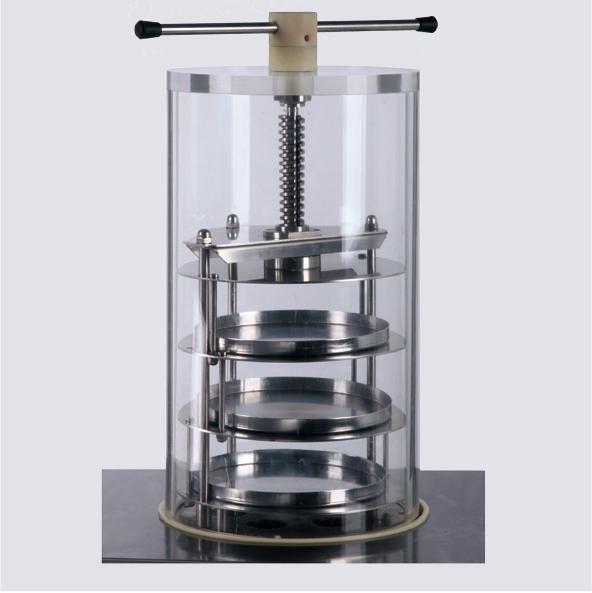 实验室冷冻干燥机压盖型CTFD-10T 冷冻干燥机 第2张