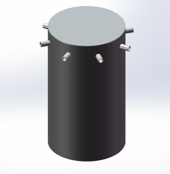实验室冷冻干燥机压盖型CTFD-10T 冷冻干燥机 第6张