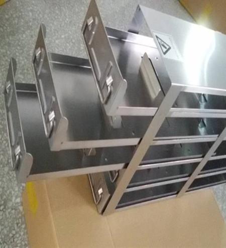 90892326078638498.jpg 供應低溫不鏽鋼凍存架及凍存盒 低溫凍存架 第2張