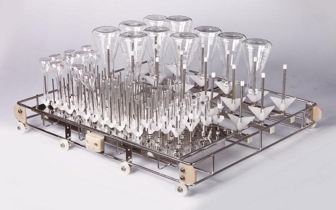 11218清洗架.jpg 种类繁杂、单品类数量少的器皿清洗方式 公司动态 第3张