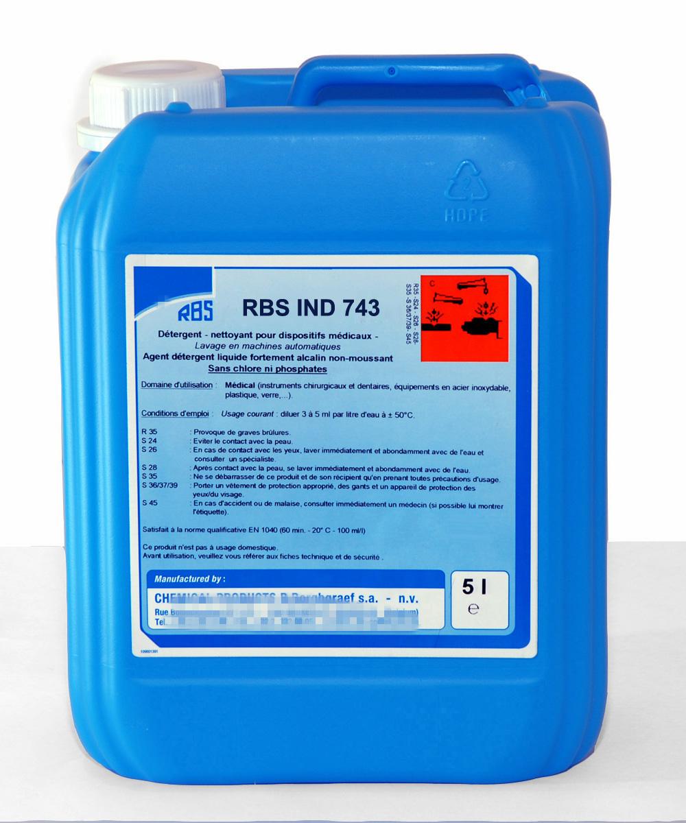 RBS IND 743.jpg RBS清洗液及中和劑 清洗液、中和液 第9張